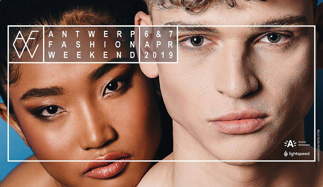 6 & 7 April Antwerp Fashion Weekend